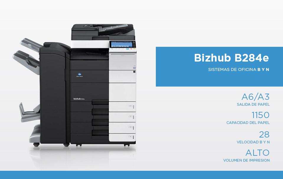 bizhub-b284e